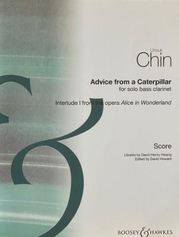 Advice from a Caterpillar - Unsuk Chin
